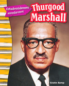 Estadounidenses asombrosos: Thurgood Marshall - Amazing Americans: Thurgood Marshall