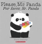 Please, Mr. Panda/Por favor, Sr. Panda