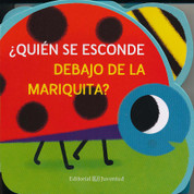 ¿Quién se esconde debajo de la mariquita? - Who Is Hiding Under the Ladybug?