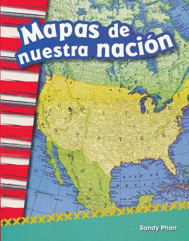Mapas de nuestra nación - Mapping Our Nation