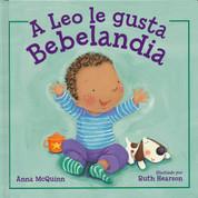 A Leo le gusta Bebelandia - Leo Loves Baby Time