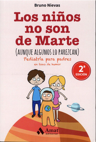 Los niños no son de Marte - Kids Are Not From Mars