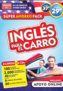 Inglés para el carro Súper ahorro Pack - English in the Car Super Saver Pack