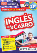 Inglés para el carro Súper ahorro Pack - English in the Car Super Saver Pack