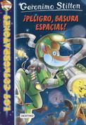 Peligro, basura espacial! - Beware! Space Junk!