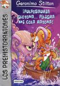 ¡Pulposauria glotona peligra mi cola ratona! - Sea Monster Surprise