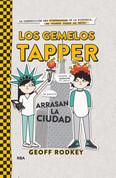 Los gemelos Tapper arrasan la ciudad - Tapper Twins Tear Up New York
