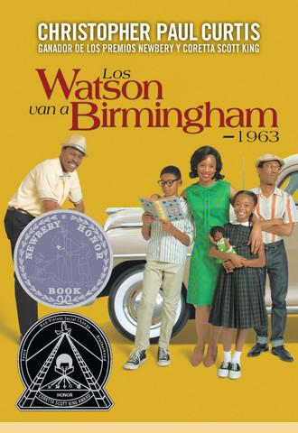 Los Watson van a Birmingham-1963 - The Watsons Go to Birmingham