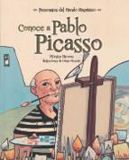 Conoce a Pablo Picasso - Get to Know Pablo Picasso
