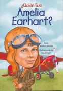 ¿Quién fue Amelia Earhart? - Who Was Amelia Earhart?