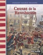 Causas de la Revolución - Causes of the Revolution