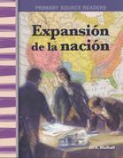 Expansión de la nación - Expanding the Nation