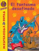 Scooby-Doo. El fantasma desafinado - Scooby- Doo and the Groovy Ghost