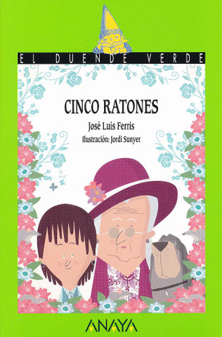 Cinco ratones - Five Mice