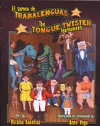 El torneo de trabalenguas/The Tongue Twister Tournament