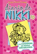 Diario de Nikki #10 - Dork Diaries 10: Tales from a Not-So-Perfect Pet Sitter