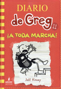 Diario de Greg 11. ¡A toda marcha! - Diary of a Wimpy Kid 11: Double Down