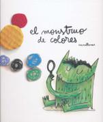 El monstruo de colores - The Color Monster
