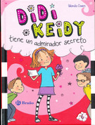 Didi Keidy tiene un admirador secreto - Heidi Heckelbeck and the Secret Admirer