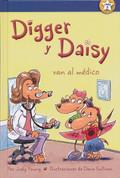 Digger y Daisy van al médico - Digger and Daisy Go to the Doctor