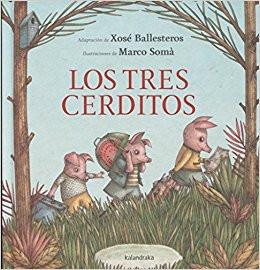 Los tres cerditos - The Three Little Pigs
