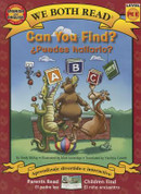 Can You Find?/¿Puedes hallarlo?