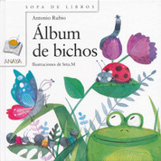 Álbum de bichos - Bug Book