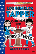 Los gemelos Tapper quieren ser presidentes - The Tapper Twins Run for President