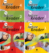 The Active Reader Series (Set of 6 workbooks) (PB-9781771532037)
