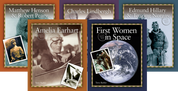 Famous Firsts Series (Set of 5 books) (PB-9781894593991)