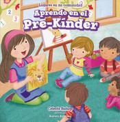 Aprendo en el Pre-Kinder - Learning at Pre-K