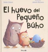 El huevo del Pequeño Búho - Little Owl's Egg