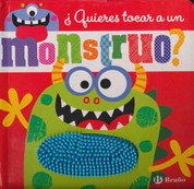 ¿Quieres tocar a un monstruo? - Never Touch a Monster!