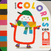 Aprende colores con Pequeño Pingüino rojo - Learn Color with Little Red Penguin