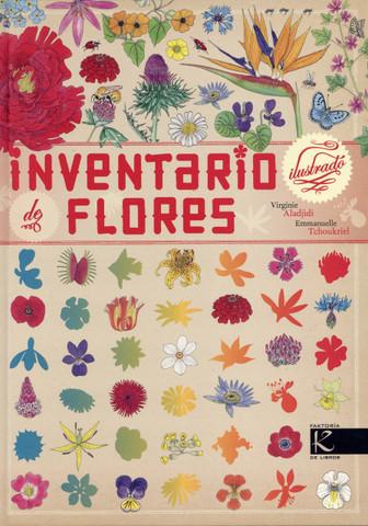 Inventario ilustrado de flores - Illustrated Catalog of Flowers