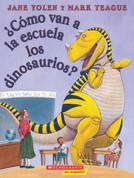 ¿Cómo van a la escuela los dinosaurios? - How Do Dinosaurs Go to School?