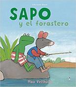Sapo y el forastero - Frog and the Stranger