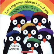 Los pingüinos adoran los colores/Penguins Love Colors