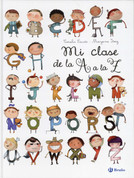 Mi clase de la A a la Z - My Class from A to Z