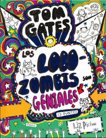 Tom Gates: Los Lobozombis son geniales (y punto) - Dog Zombies Rule (For Now)