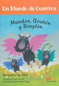 Mandón, Grunón y Simplón - Grim, Grunt, and Grizzle-Tail