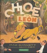 Chloe y el león - Chloe and the Lion