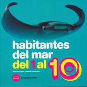 Habitantes del mar del 1 al 10 - Marine Life from 1 to 10