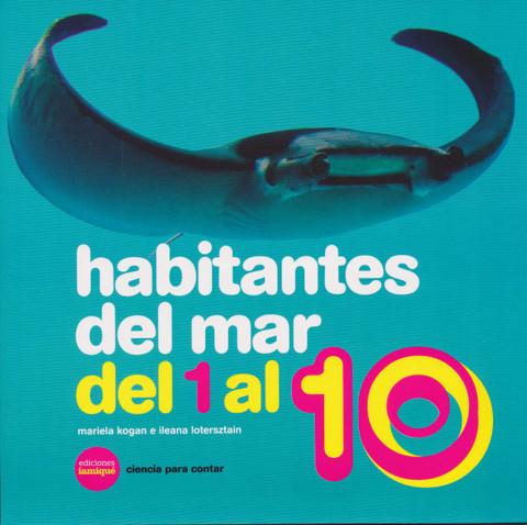 Habitantes del mar del 1 al10 - Marine Life from 1 to 10