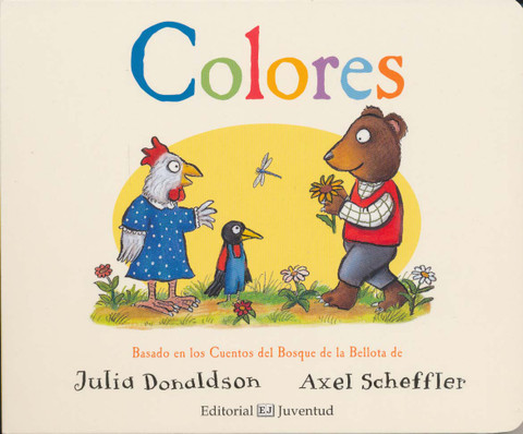 Colores - Colors