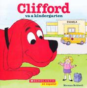 Clifford va a kindergarten - Clifford Goes to Kindergarten