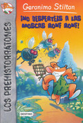 ¡No despertéis a las moscas Ronf Ronf! - Shoo, Caveflies!
