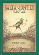 Saltamontes va de viaje - Grasshopper on the Road