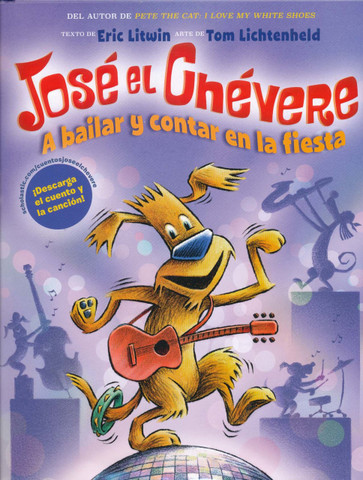José el Chévere a bailar y contar en la fiesta - Groovy Joe: Dance Party Countdown