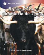 Agricultura y ganadería de Texas - Agriculture ad Cattle in Texas